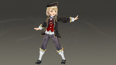 Laphicet Fairytale Outfit to Aristocrat