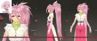 Arche Kleine from Tales of Phantasia