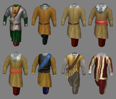 New Armors in 1.4