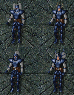 Color Armors and Helmets