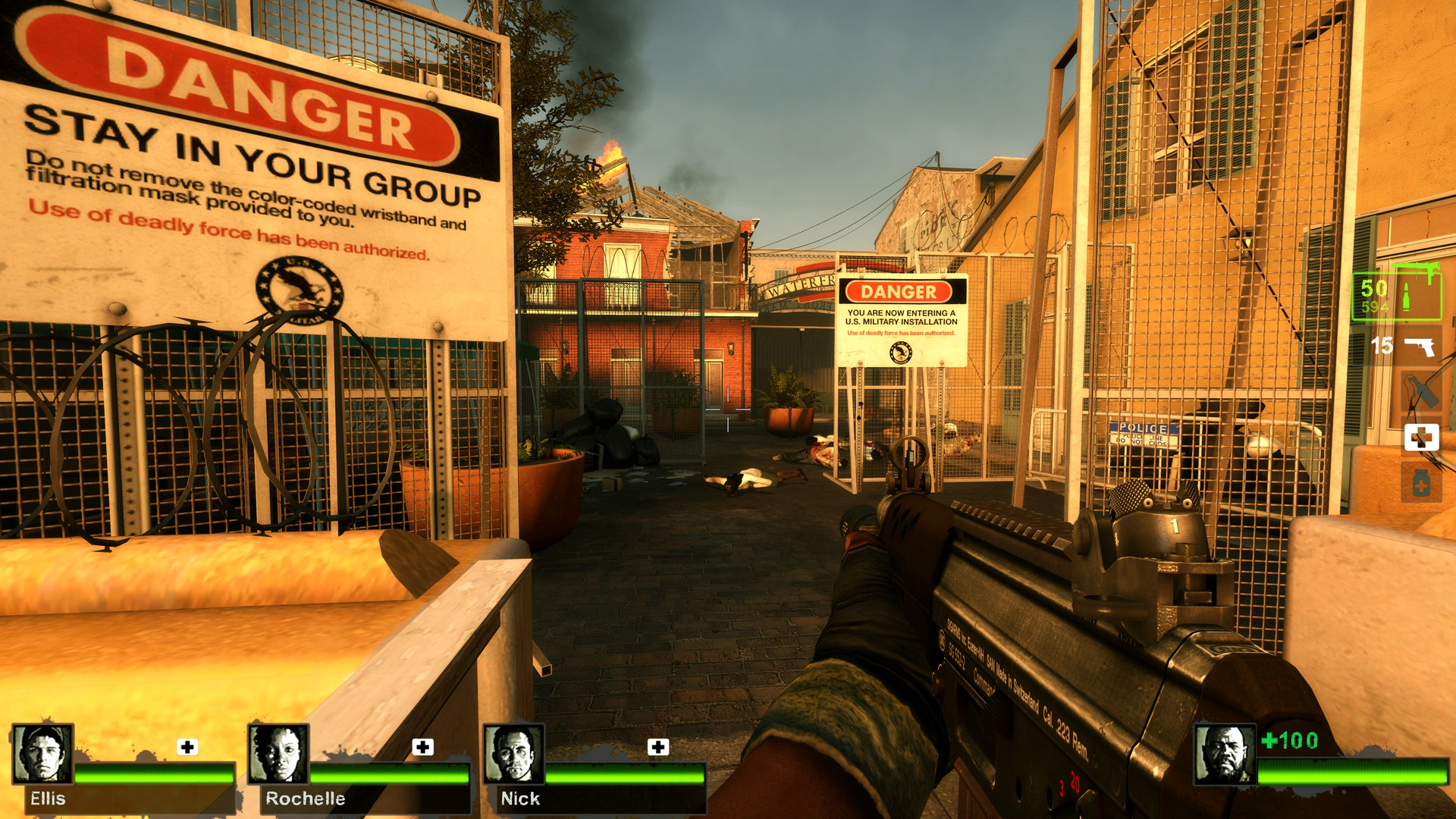 ENB or Reshade with Sweetfx for Left 4 Dead 2 at Left 4 Dead