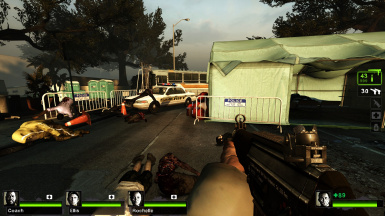 ENB or Reshade with Sweetfx for Left 4 Dead 2 at Left 4 Dead 2