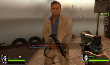 L4D2 Modified Talker at Left 4 Dead 2 - Mods and community