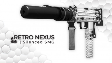 Retro Nexus - Silenced SMG