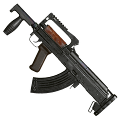 PUBG Suppressed Groza Sounds Over AK