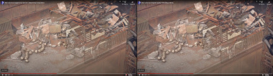 Video Upscaled FullHD AI Gigapixel 60fps Interpolated