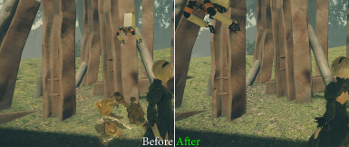 NieR Automata - Texture Pack V0 75 - 2019 Update at NieR
