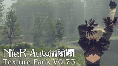 NieR Automata - Texture Pack V0.75 - 2019 Update