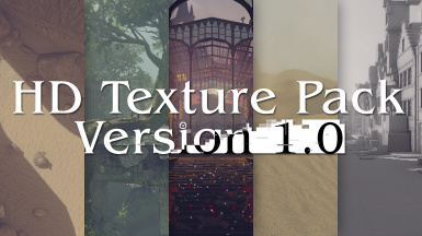 HD Texture Pack V1.03 - Supports 4YL Patch