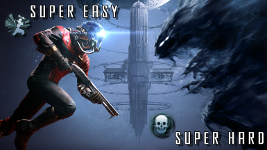 PREY Super Hard  -I-  Super Easy Difficulty Settings