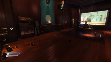 Whiskey and Cigars preset
