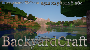 BackyardCraft (512x 256x 128x 64x)