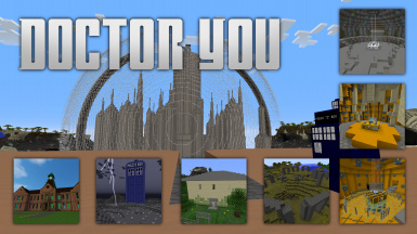 Doctor You - A Doctor Who Minecraft Map