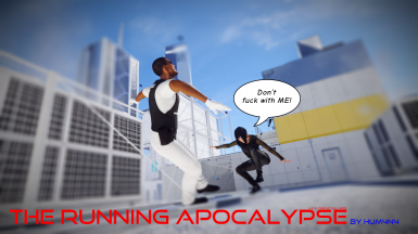 The Running Apocalypse (A.K.A. One Hit Kill Mod)