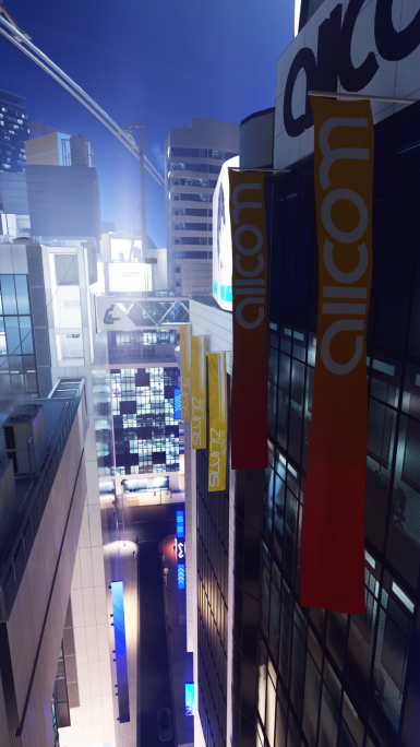 Banners - Allcom and Silvine
