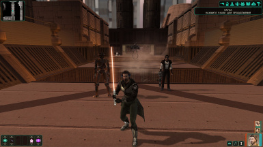 Top mods at Star Wars Knights of the Old Republic 2 - Mods