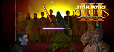 Knights of the Old Republic III - The Jedi Masters