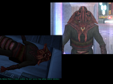 Sith Quarren Pc At Star Wars Knights Of The Old Republic 2 Mods