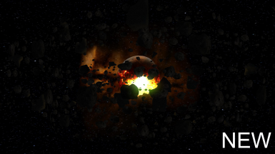 Improved Asteroid Field 1