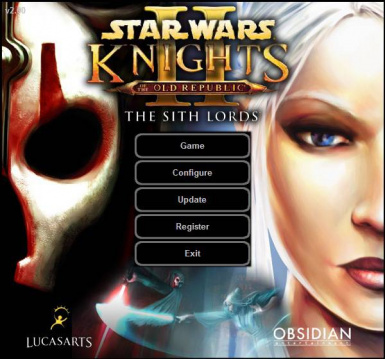 The Sith Lords Launcher: Tale of Two Masters