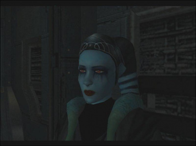 Playable female blue twi lek pc at star wars knights of for Twii