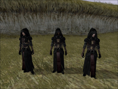Revan Model Without Cape (K2)