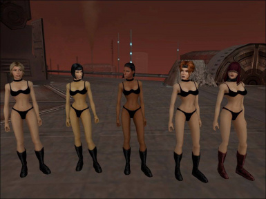 the old republic nude patch