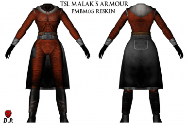 Darth Malaks Armour