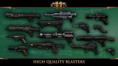 High Quality Blasters