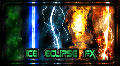 The IceEclipse Power Textures