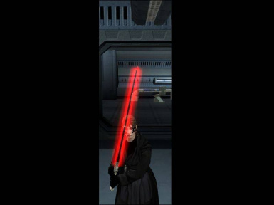 Kotor2 version of Bloodsaber