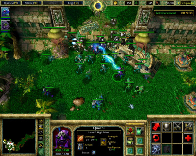 Warcraft 3 - Mods and community