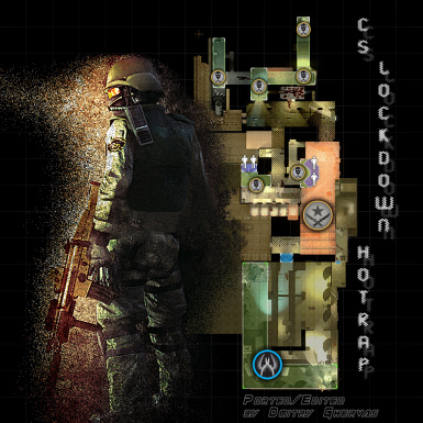 CS_Lockdown_Hotrap (CS-GO version)