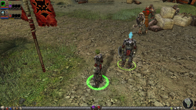 Dungeon Siege 2 HD Editon Textures AI Upscaled