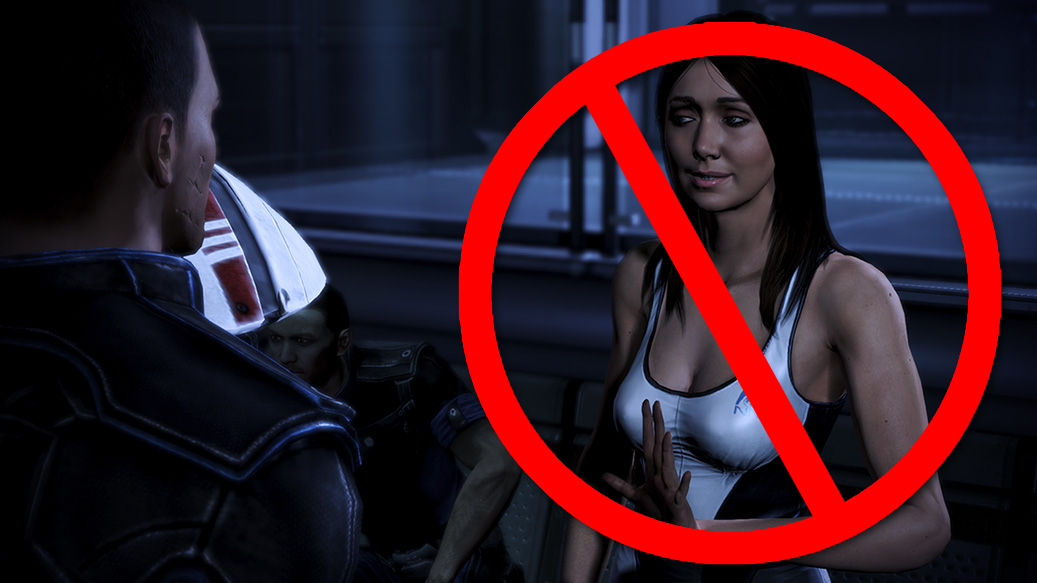 Diana Allers Begone At Mass Effect 3 Nexus Mods And