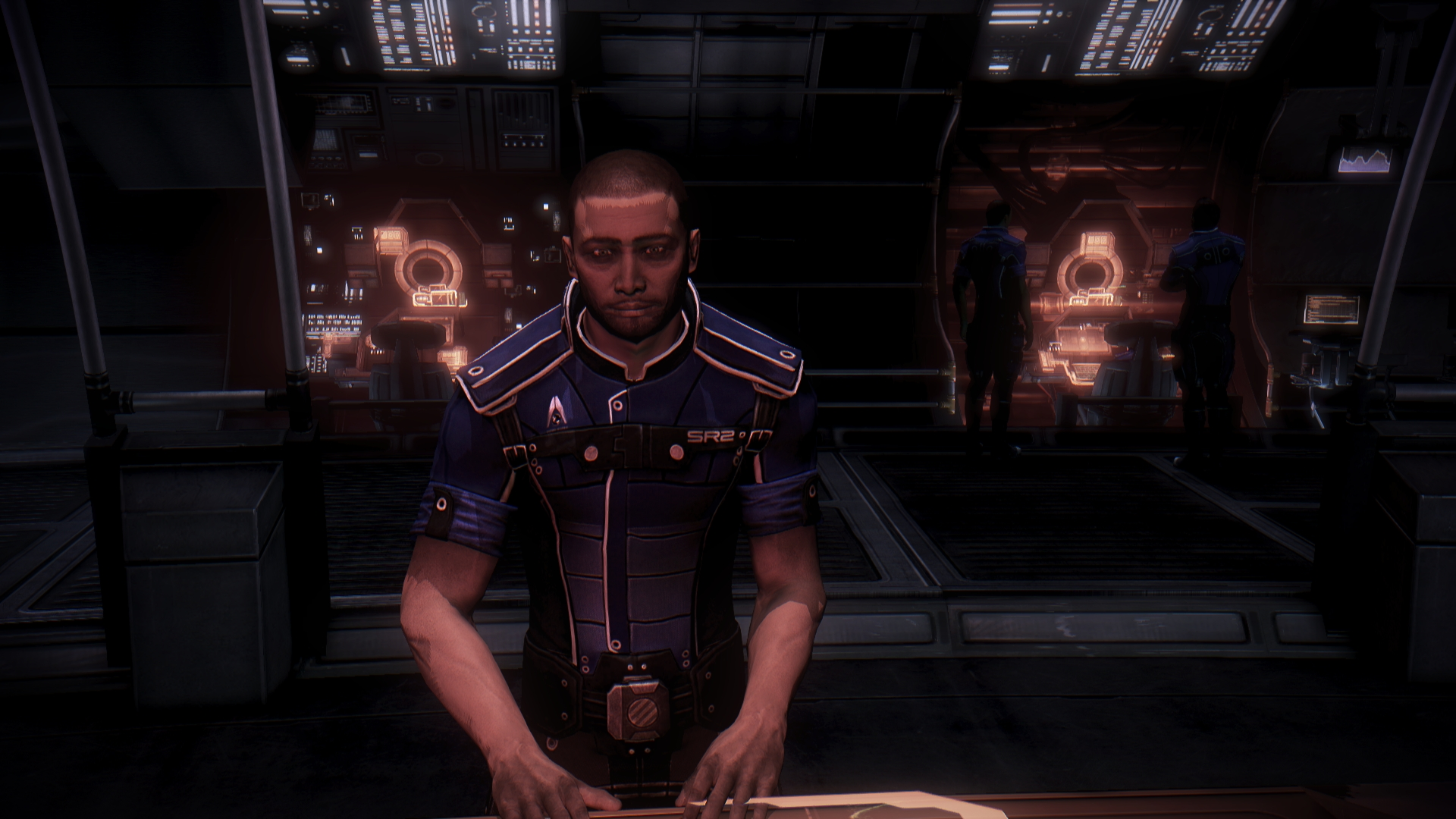 Normandy Crew High-Res Replacement Outfits At Mass Effect 3 Nexus - Mods And Community-7655