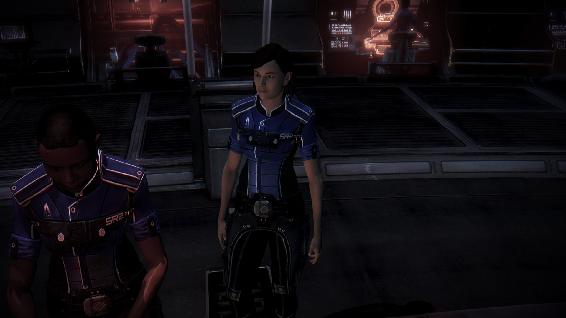 Normandy Crew High-Res Replacement Outfits At Mass Effect 3 Nexus - Mods And Community-9319