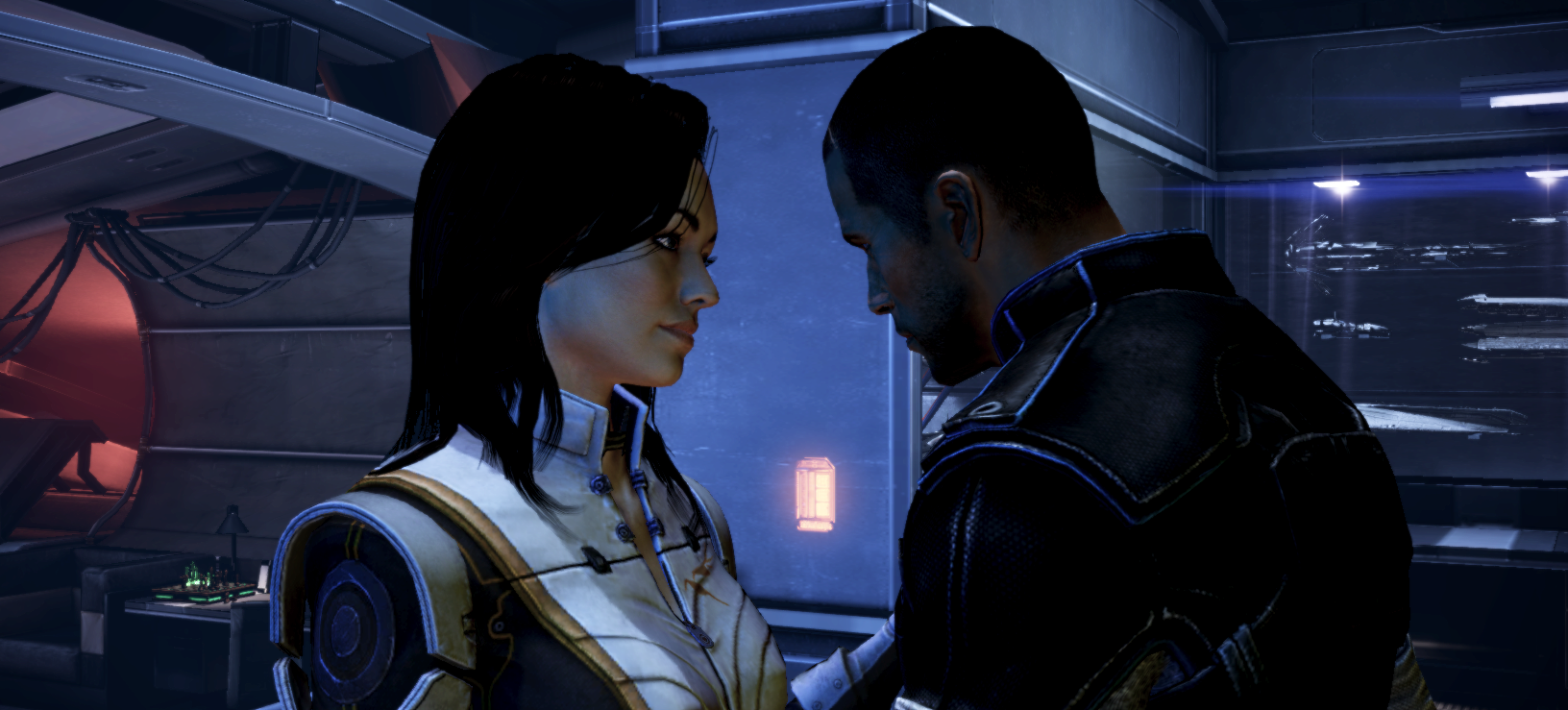 EDI head and body mod IS BACK at Mass Effect 3 Nexus