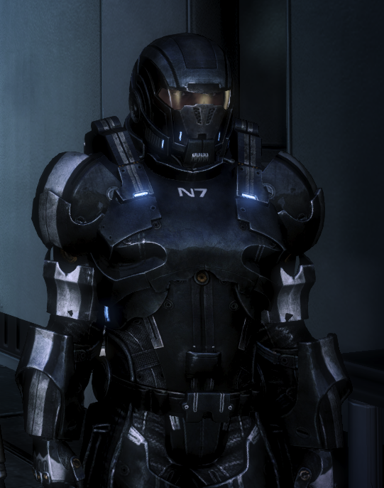N7 Defender Special at Mass Effect 3 Nexus - Mods and