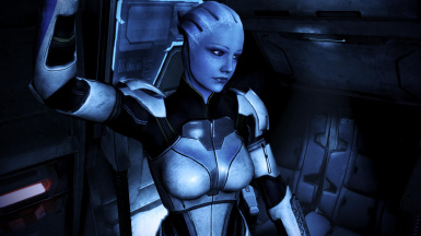 HR Liara Alternate Armor