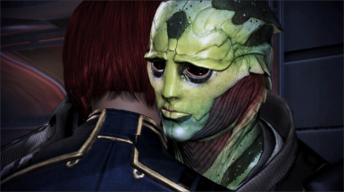 LI Thane and Shepard in MEHEM