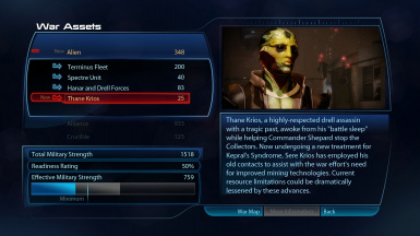 Thane Krios War Asset