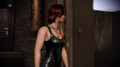 Buff Female Shepard Body