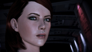 gorgeous Jane Shepard