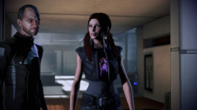 Unique femshep casual
