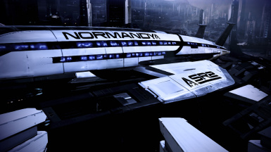 Normandy Textures at Mass Effect 3 Nexus - Mods and community