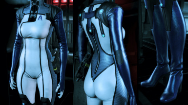 EDI From Ashes Outfit
