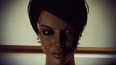 More Hairstyles at Mass Effect 3 Nexus - Mods and community