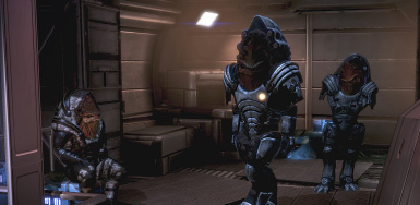 Krogan Guards - future version