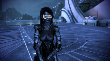 EDI with tweaked alt appearance armor